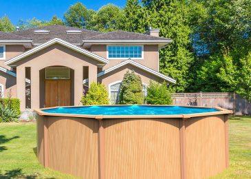 Préparer le printemps avec une piscine hors sol