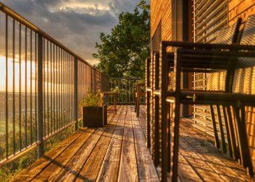 Construisez vous-même un balcon en bois