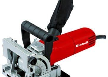 Lamelleuse Einhell – TC-BJ 900: le test