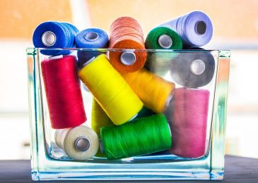 La couture – le nouveau passe-temps tendance.